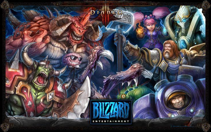 Хороший блог о кино и музыке, а тк же путешествиях: Blizzard намерены отметить 20-летний юбилей Diablo...