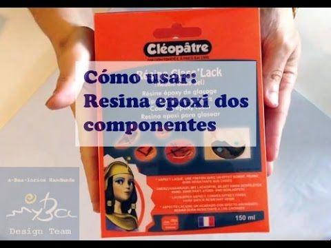 Resina epoxi transparente glass gel cleopatre c mo usar - Resina epoxi transparente ...