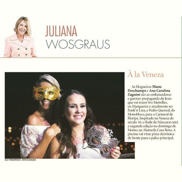 Baile de Máscaras para curtir o domingo de carnaval!    por Ana Carolina | Fofíssima       - http://modatrade.com.br/baile-de-m-scaras-para-curtir-o-domingo-de-carnaval