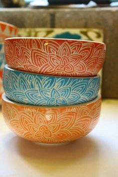ceramica esgrafiada - Buscar con Google
