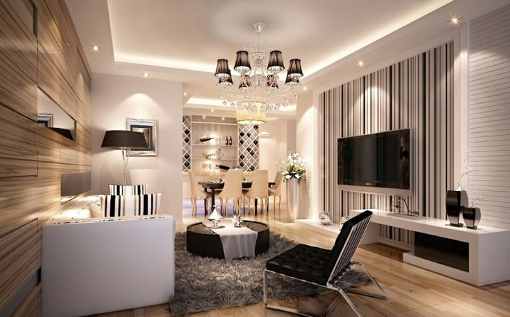 8 best lighting images on Pinterest For the home, My house and - wandgestaltung streifen ideen