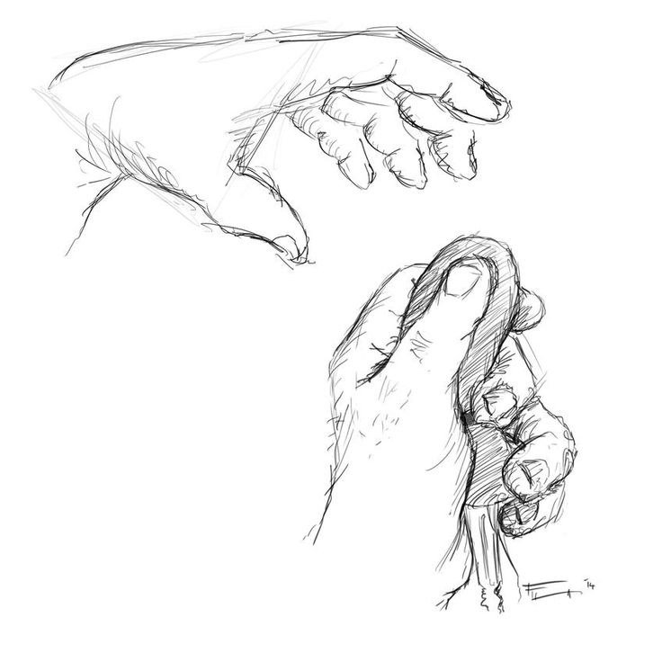 Learn how to draw hands on sketchbuddy.com #drawing #art #tutorial