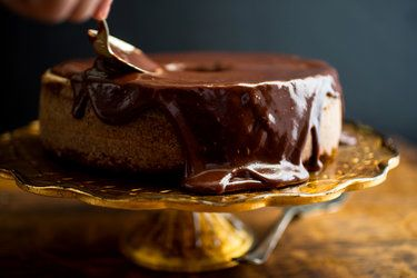 Decadent chocolate cake. Andrew Scrivani for The New York Times The Silver Palate's Chocolate Cake