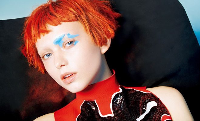 Katie Moore for Vogue Japan by Sophie Delaporte | she is so gorgeee! on to the new generation of models!