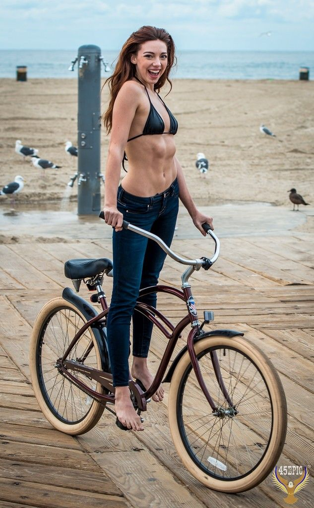 Pin On Bike Girls