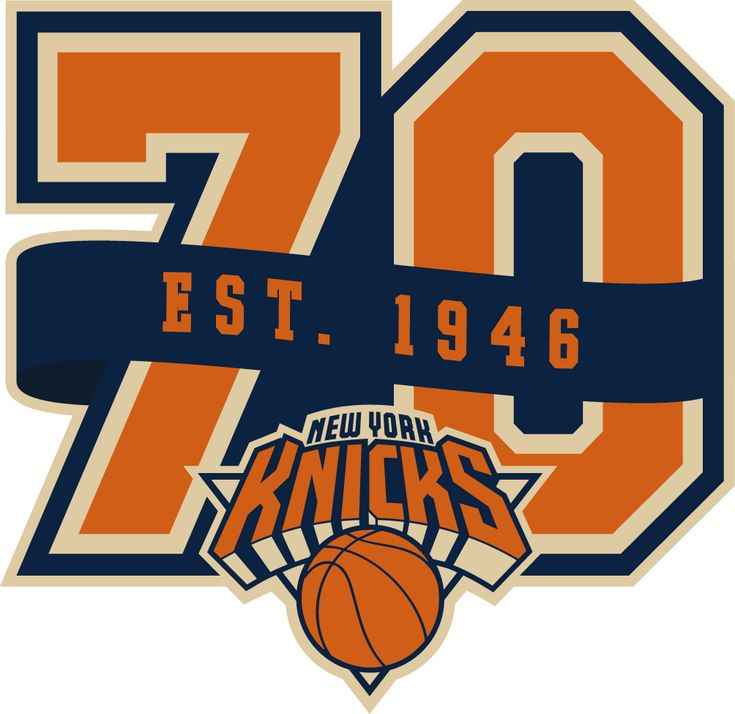 id:C6CD6CD1C653D85DB366655033ECBE030C67DD2E | New York Knicks Anniversary Logo - National Basketball Association ...