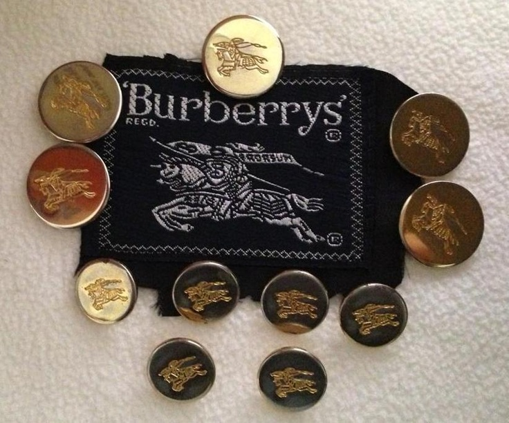 Burberry Buttons Replacements | Mount Mercy University