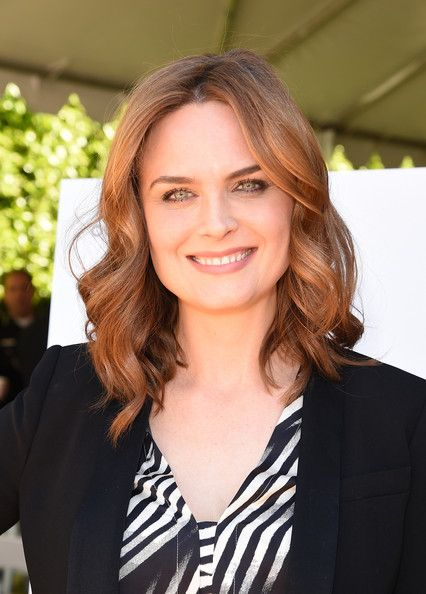 Emily Deschanel - The Rape Foundation's Groundbreaking Ceremony