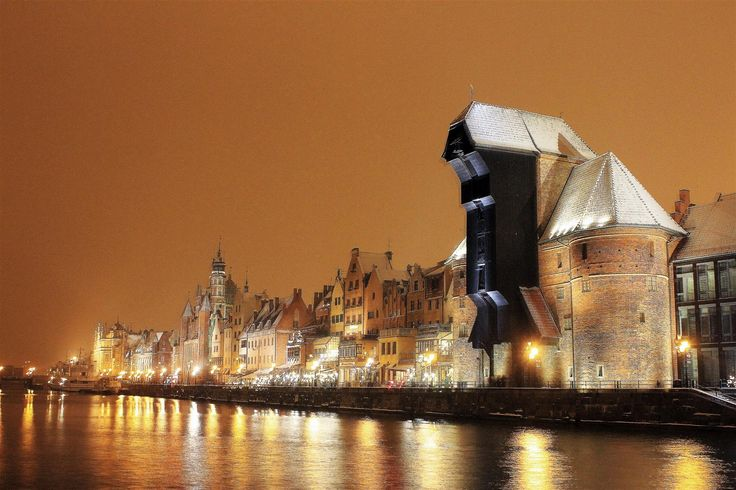 miasta nocą zdjęcia | moje miasto nocą...