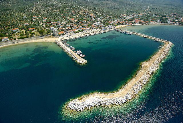 Thassos - Skala Sotiros | On the western side of the island,… | Flickr