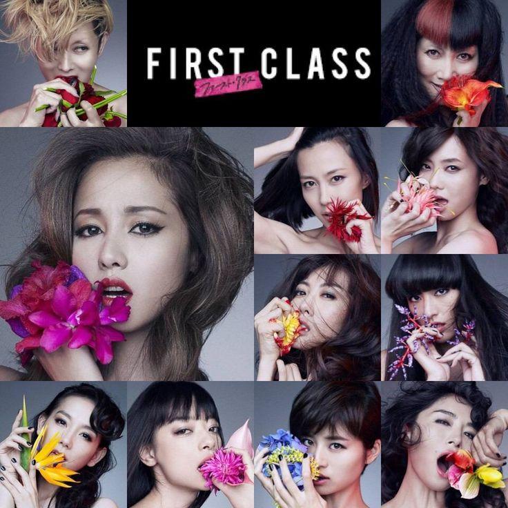 FIRST CLASS 2 |女版OUTRAGE、現代版極妻