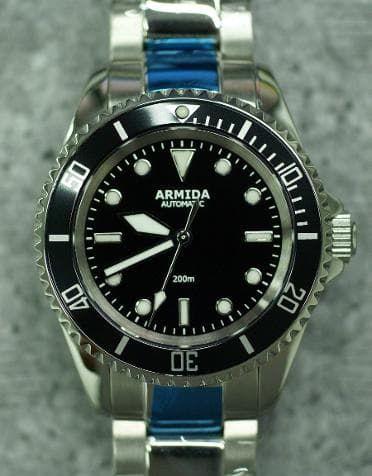 Best Women's Dive Watches – Armida A11 Womens Dive Watch Black
