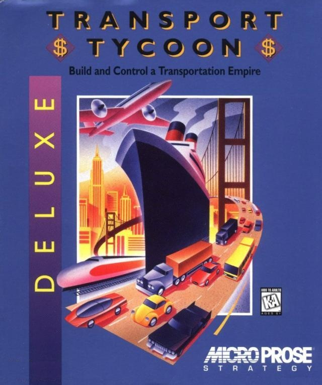 transport tycoon deluxe free  full version