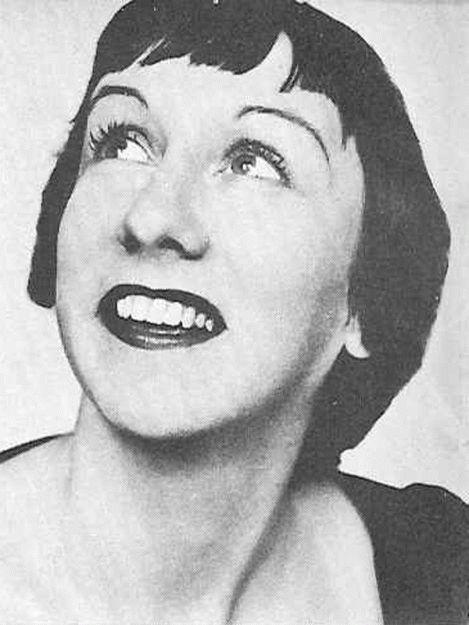 jean stapleton | Jean Stapleton as published in Theatre World, volume 10: 1953-1954.