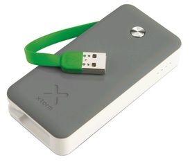 Xtorm Power Bank Go 4000mAh to najnowsza generacja powerbanków przeznaczona do telefonów komórkowych, tabletów, odtwarzaczy mp3, czytników e-booków, a także urządzeń Apple. / With an Xtorm Power Bank Go 4000mAh you can easily charge your mobile device anytime you like. With it you can charge devices like your smartphone, tablet, MP3-player or others while you're on the go. PLN129.99 / $44