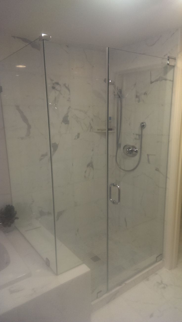 89 best devine bath bathroom remodels images on pinterest this all glass corner shower looks amazing with its marble walls http
