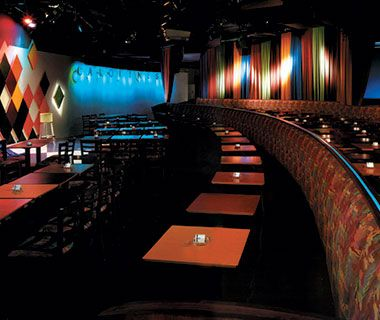 America's Best Comedy Clubs.