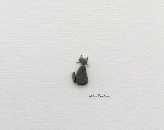 image dart 5 par 5 Mini galet sans cadre par sharon par PebbleArt