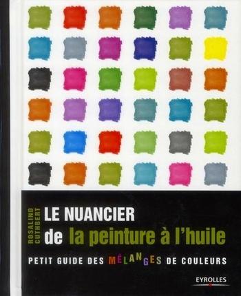 Le nuancier de la peinture l 39 huile de toutes les for Peinture a lhuile couleur argent