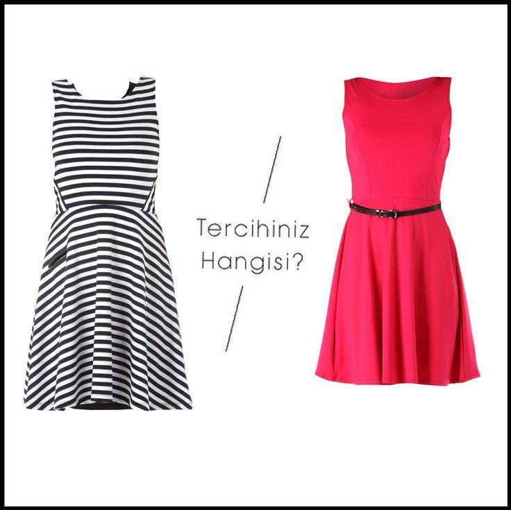 2015 İlkbahar - Yaz Koleksiyonundan En Trend Elbiseler... Sizce Hangisi??? www.misspoemofficial.com