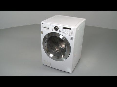 Washer Door Boot Seal Replacement – LG Front-Load Washing Machine Repair (part #MDS47123604) - YouTube