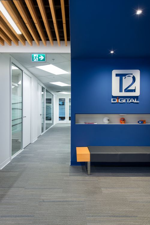Modern Office Flooring