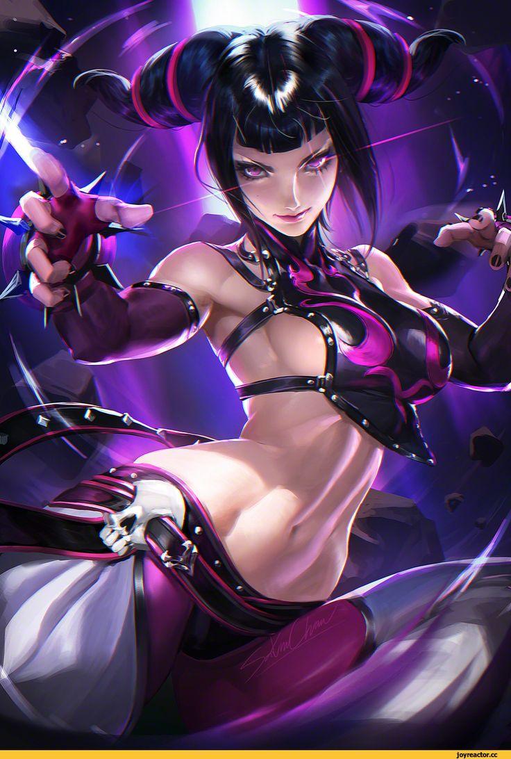 han juri,Sakimichan,artist,game art,Игры,Street Fighter,Уличный Боец