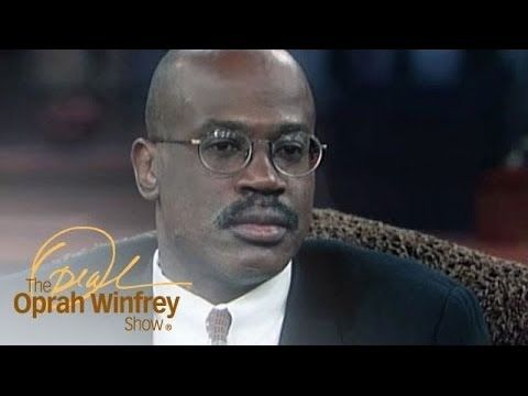 Why O.J. Simpson Prosecutor Christopher Darden Broke Down at a Press Conference - Oprah Winfrey Show - YouTube