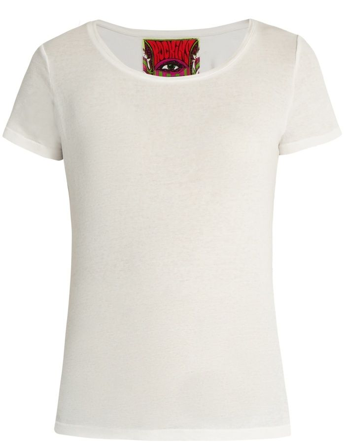ROCKINS Short-sleeved cotton T-shirt