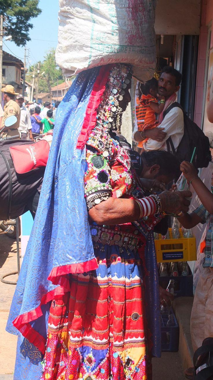 Original Dress Style Of Karnataka  Dress Fric Ideas