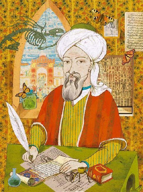 Avicenna (İbn-i Sina) (980—1037),  İslam'ın altın çağında en önemli bilim adamlarından biri.