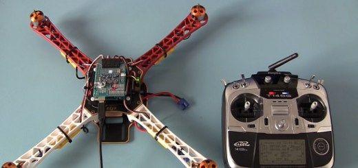 Montar un drone con Arduino, ahora más fácil #arduino #drone #diy #makerspace http://