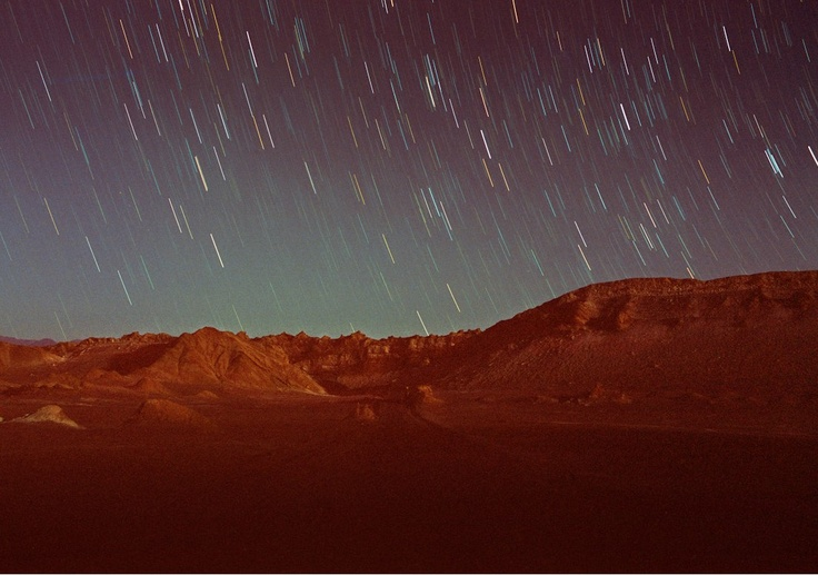 Valle de la Luna, San Pedro de Atacama. Reuben Wu