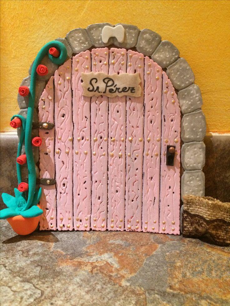 Puerta mágica del Ratón Pérez