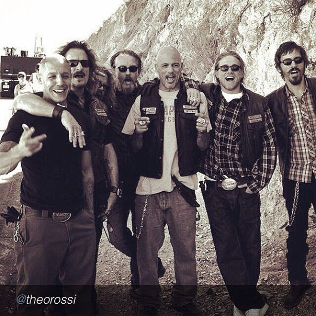 The Reaper Crew -SOA Season 7- final ride