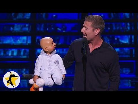 ► Paul Zerdin ventriloquist The winner of America's Got Talent 2015 Season 10 ✔ - YouTube