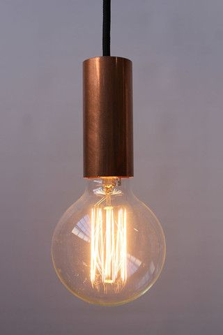 286 best lighting images on pinterest pendant lamps pendant copper pipe pendant by nud aloadofball Choice Image