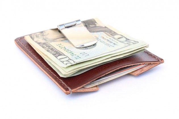 Tagsmith Geldklammer-Kartenetui