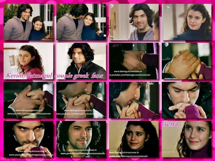 FATMAGUL 58 (kerim fatmagul couple lovers)