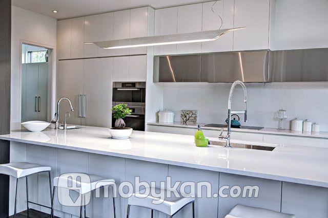 اشكال مطابخ مختلفه و صور مطابخ مميزه و جديده من موبيكان Simple Kitchen Home Icon Kitchen