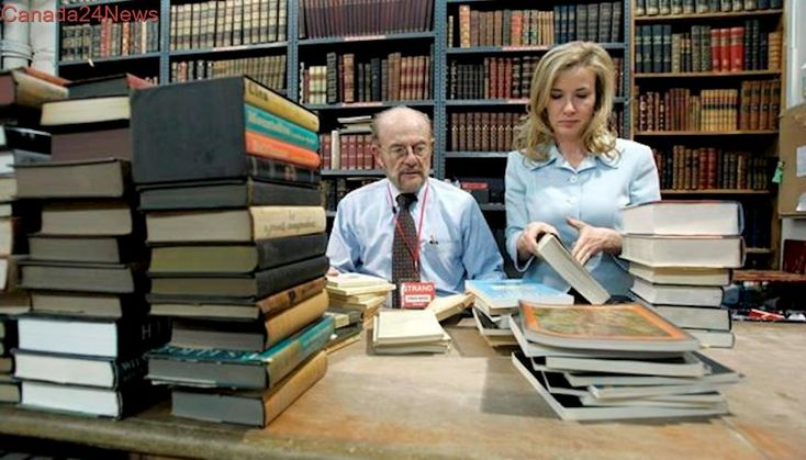 Fred Bass, co-owner of beloved Strand bookstore, dead at 89