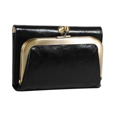 Leather Zip Around Wallet - Butterfly Blues by VIDA VIDA LOYJ5vL3bh