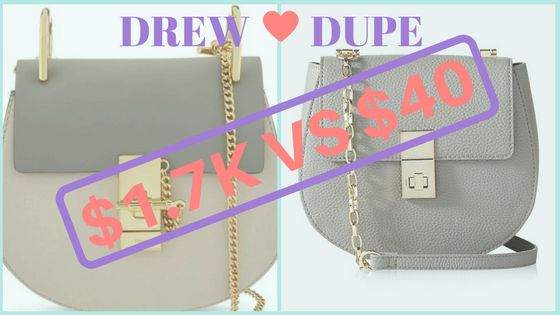 Who doesn't love a fancy handbag? I sure do. Luckily in today's market you can find very good dupes for pricy luxury bags. There are many alternatives for many of the classic, and trendy handbags for great prices. One of my latest finds was this amazing dupe for the famous Chloe Drew Bag. The Dupe: I do not own the dupe (yet?) but I wanted to showcase it anyway. I recently bought a ton of stuff from Express and as I was browsing the site I saw this cute little bag. It is not identical but I…