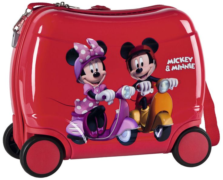 103 best Mickey Travel images on Pinterest | Disney luggage ...