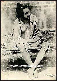 Bhagat Singh Wallpaper | luvthewayur.com