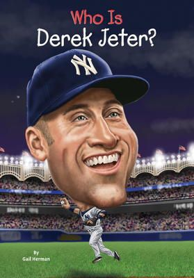 Who Is Derek Jeter? by Gail Herman,Andrew Thomson, Click to Start Reading eBook, When Derek Jeter was eight years old, he announced that he was going to play baseball for the New Yor