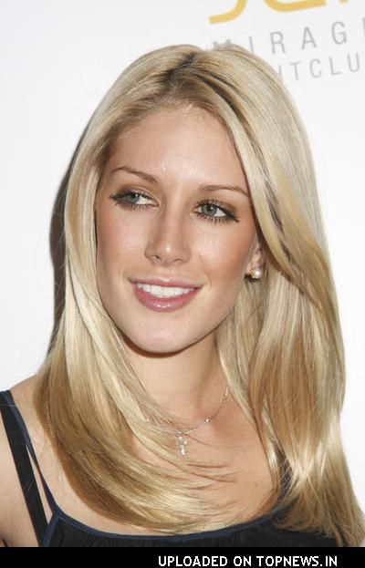 Heidi Montag before she got crazy.
