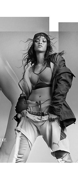 """Rihanna x PUMA """"Forever Bolder"""" Campaign' The new creative director stars in the brand's latest ad."""