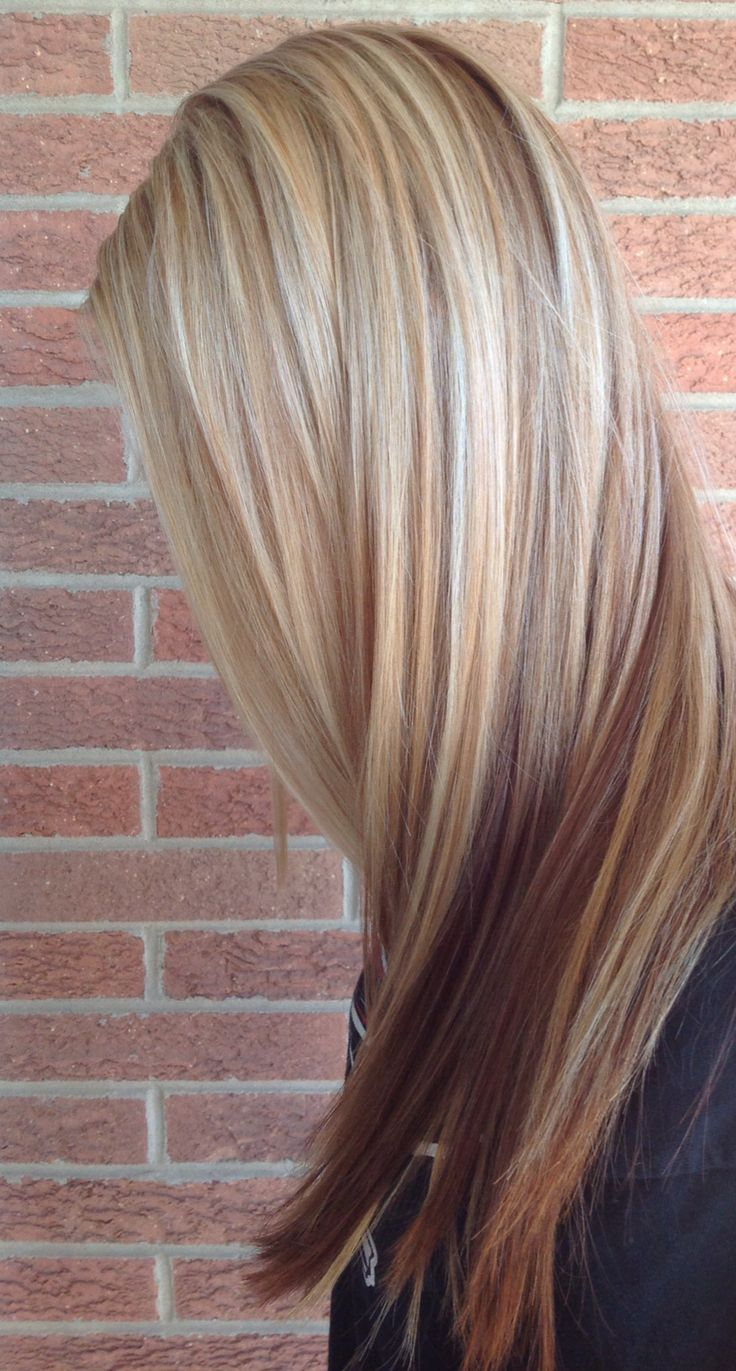 Strawberry Blonde Highlights Strawberry Highlights Blondes And