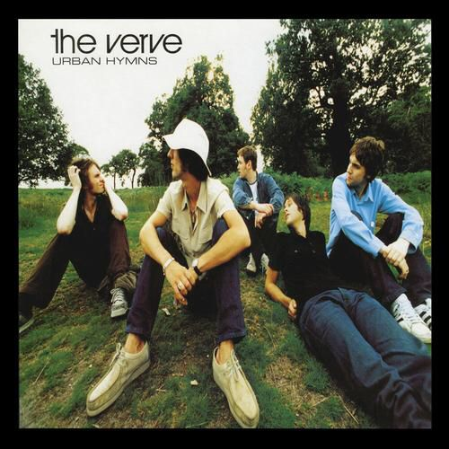 I'm listening to Bitter Sweet Symphony by The Verve on Pandora